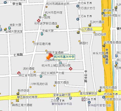 2009年杭州注册会计师(新制度)考试考点示意图