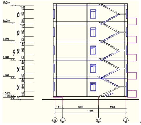 房屋建筑工程主体结构