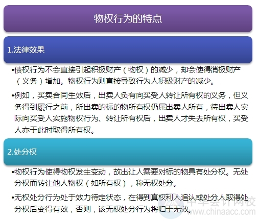 """2015注会""""借题发挥""""经济法篇:物权变动"""