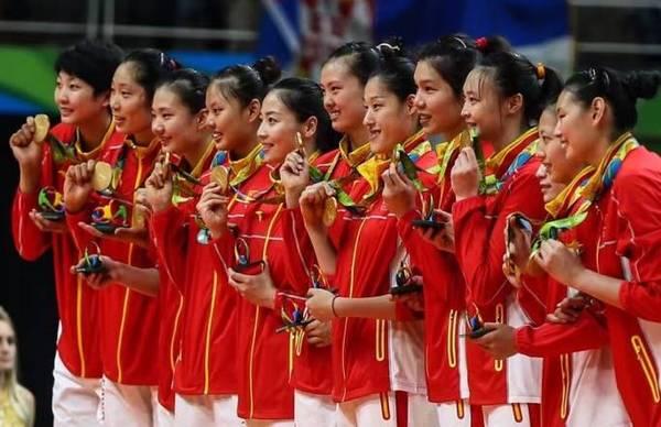 中国女排里约奥运会夺冠