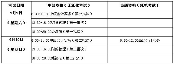 湖南株洲2017年中级会计职称考试报名时间为3月21日-31日