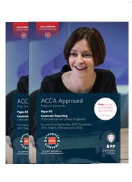 ACCA P2 Corporate Reporting (正版教材+练习册)