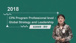全球战略与领导力