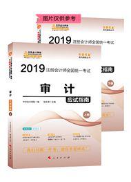 """2019年注册会计师《审计》""""梦想成真""""系列应试指南(上下册)"""