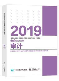"""2019年注册会计师《审计》""""梦想成真""""系列辅导教材(精要版)"""