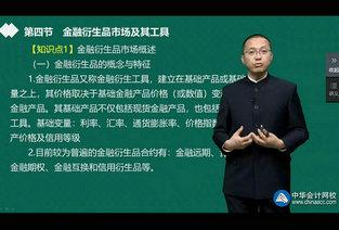 中华会计网校名师李宏伟免费试听