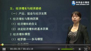高级经济师名师刘华