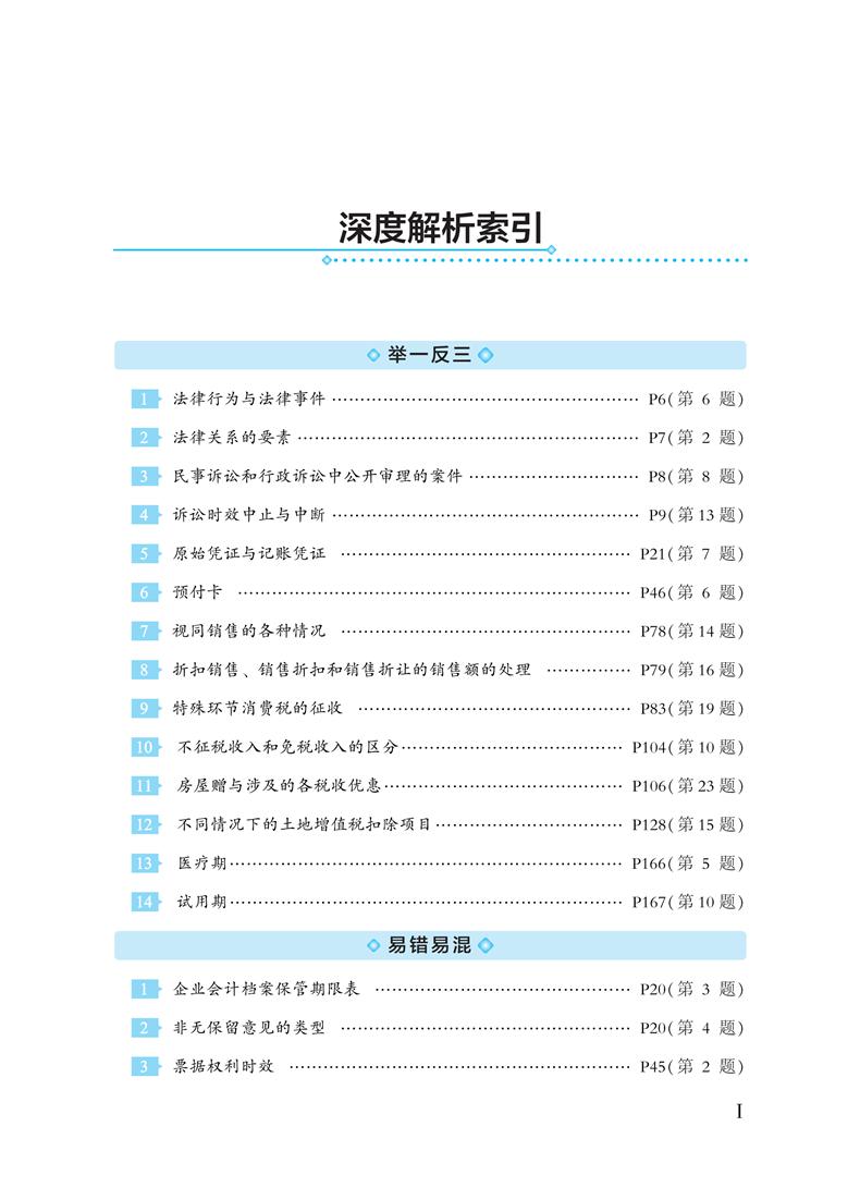 经济法基础目录2