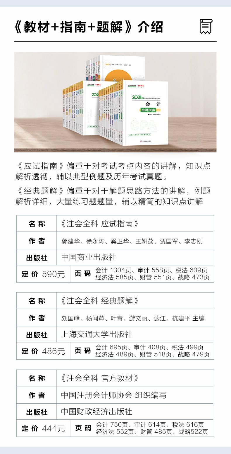 全科指南+题解+教材介绍