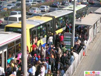 喜欢北京的N个理由之:公交专用道,乘车花四毛,上班出行鸟枪换