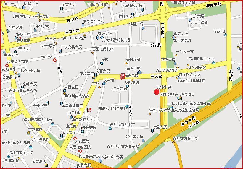深圳市罗湖区桂园北路232号