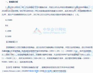 中华会计网校2018中级会计实务客观题考点命中率就是这么高!