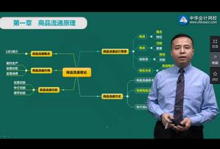 中华会计网校名师刘篪免费试听
