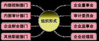 2019年高级会计师考试教材知识点:企业内部控制建设的组织形式