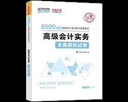 2020高级会计师辅导书全真模拟试卷