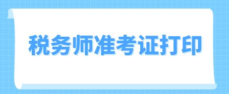 四川税务师考试准考证_四川税务师准考证打印_四川税务师准考证