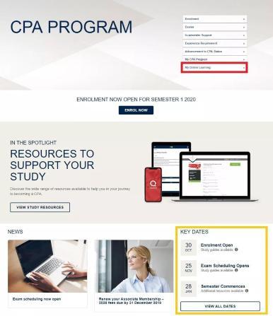 澳洲cpa电子版教材下载流程2