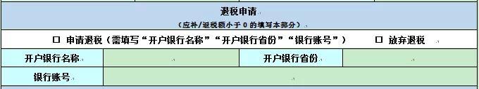2020个人所得税年度自行纳税申报表(A表)主要变化!
