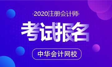 青海注册会计师2020年报名时间已知晓