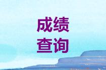 2019中级经济师成绩查询时间图片