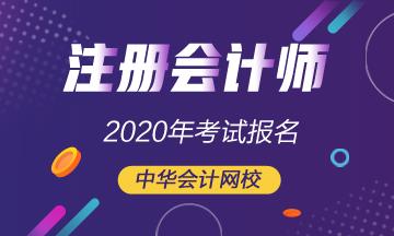 宁夏2020年注会报名费已公布!