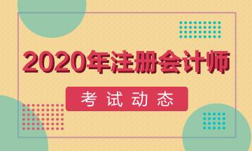 注会考试时间安排_北京2020年注册会计师考试时间公布啦_注册会计师_中华会计网校