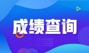 云南2020年基金从业资格考试成绩查询时间