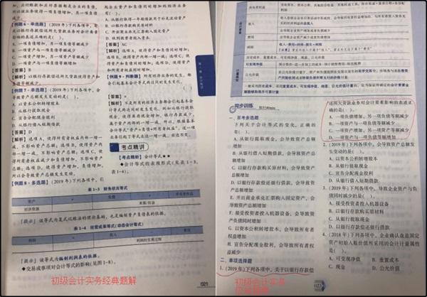 初级会计考试成绩单_2020年初级会计职称考试真题《初级会计实务》(回忆版1)-单选题 ...