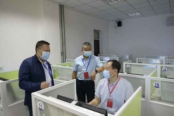 内蒙古2020年度全区初级会计资格无纸化考试顺利结束