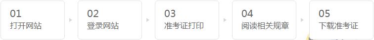 贵州2020年注册会计师考试准考证打印入口正式开通