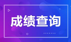 江西2020年证券从业资格考试成绩查询入口