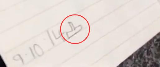 小学生记事本堪比摩斯密码 会计人的笔记长这样!