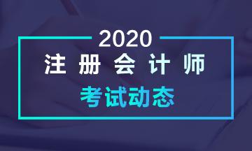 注会《会计》科目2020年真题及答案!
