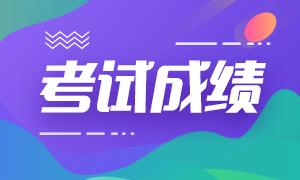 上海2020年注册会计师成绩公布时间是什么时候?