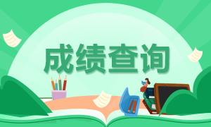 浙江2020年注册会计师成绩查询时间什么时候公布的?