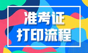 通知!北京4月证券从业资格考试准考证这样打印!