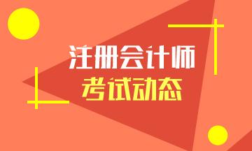 山东济南注册会计师考试时间安排在这里!