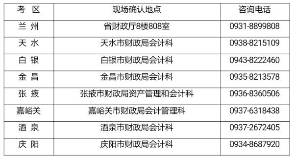 甘肃注会2021年报名费用:专业每科90元,综合180元