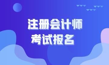 西藏注册会计师报考时间及考试时间分别在啥时候?