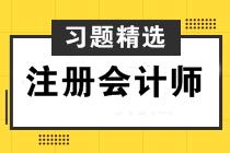 2021年注册会计师考试《经济法》练习题精选(三十)
