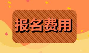 2022年天津宁河区初级会计报名费是多少?