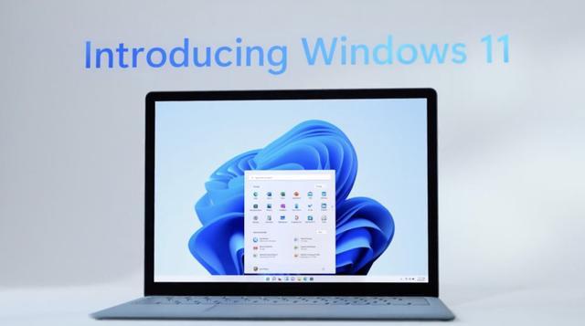 微软正式推出Windows 11系统 界面大改 弯道超车苹果?