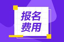 江苏宿迁初级会计考试费用多少?