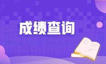 2021年安徽省初级会计职称成绩查询入口