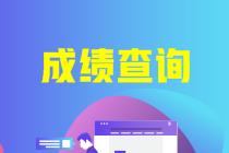 青海2021资产评估师成绩查询时间?