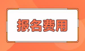 2022年青海省初级会计报名费是多少?