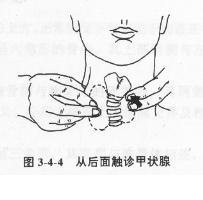 甲状腺的检查