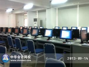 2013年初级会计职称无纸化考试现场报道_201